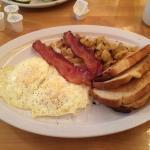 Breakfast special; five bucks!
