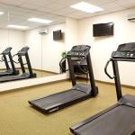 CenterstoneInn&Suites FitnessRoom