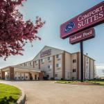 Comfort Suites Bloomington Normal