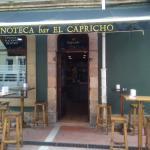 Restaurante Vinoteca El Capricho