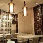 Cozy ambiance, good Thai food