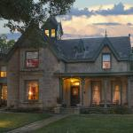 The Livingston Inn Gothic Revival B&B
