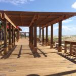 New boardwalk