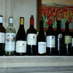 Wines Enjoyed at the Farewell Dinner!!!