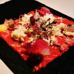 Chefs tasting menu