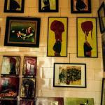 Local art shop near hotel