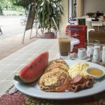 Rosy Guest House - Pancake Breakfast