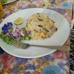 Chicken Pad Thai & Fried Rice