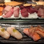 Great authentic sushi and rolls!