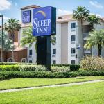 Sleep Inn Near Busch Gardens/usf
