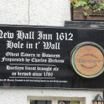The pub with two names