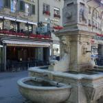 Bern - Pizzeria Molino Bern Thurm - am Waisenhausplatz
