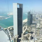 Pool og udsigt fra 36. etage.