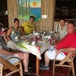 Breakfast at Kariwak