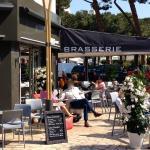 Sweet Caffé terrasse