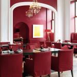 Savoy Berlin Restaurant Weinrot