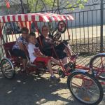 Quad bike ride