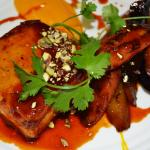 Porkbelly, Korean BBQ sacue