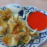 Egg Flower Soup, Cream Cheese Wontpns, Chicken Phad Thai, Sesame Chicken Yummy!!!