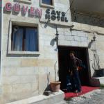 Guven Cave Hotel Foto
