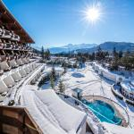 Krumers Alpin Resort & Spa Foto