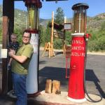 Oldest working gravity pumps in America!