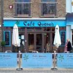 Cafe Quench Outside