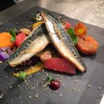Pan Seared Mackerel