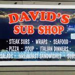Foto de David's Sub Shop