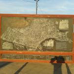 Map in St Helier.