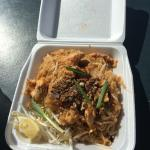 Delicious Pad Thai Chicken