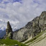 Il Campanile di Val Montanaia