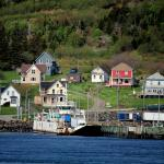 Centre of Brier  Island by Mila Ark