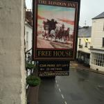 We love these signs on English pubs
