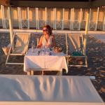 Романтический ужин в bagno Silvio