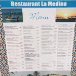 Foto di Restaurant La Medina