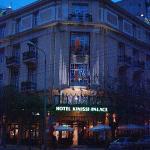 ホテル キニシ パレス