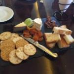 Cheese Platter -- simply divine!