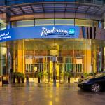 Photo de Radisson Blu Hotel, Dubai Media City