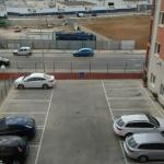Vista/estacionamento