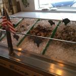 Great seafood & BYOB