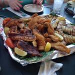 Foto de Palm Street Pier Restaurant and Bar