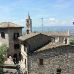 rooftops of Assisi