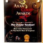 Best Asian Curry Award
