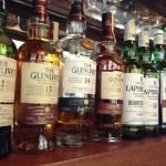 good prices on whiskies