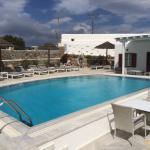 Foto de Domna Petinaros Apts Hotel Mykonos