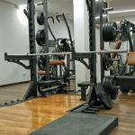 Rack for heavy weights