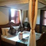 Master bedroom of Sabah Pavilion