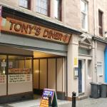 Tony's Diner front