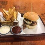 Bang Burgers, Sairee, Koh Tao